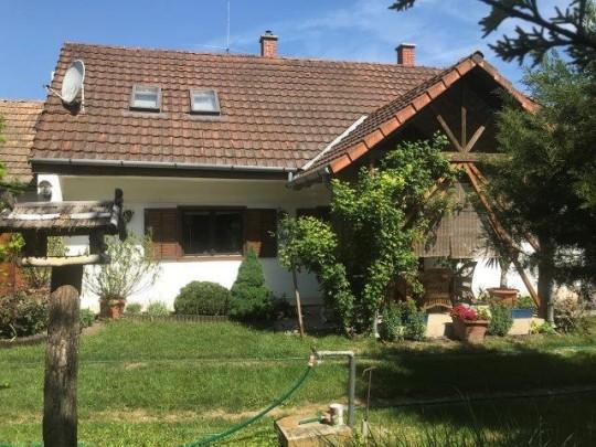 Balatonbozsok, ház eladó 1
