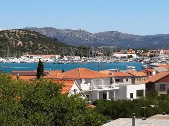 Horvátország, Murter, lakás eladó 1